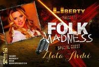 Folk Madness with Zlata Avdic - Club Liberty