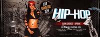 Hip-Hop on Saturday  1.4.17@Club G6