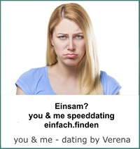 you & me Speeddating 39-51 Jahre