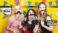 Happy Birthday@Nachtschicht