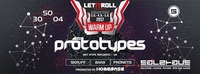 Homebase / Let It Roll - Warm Up / The Prototypes@Salzhaus