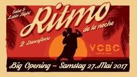 RITMO de la noche ★ Salsa & Latin ★ Apertura de la temporada@Vienna City Beach Club