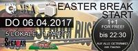 Easter Break Start@Segabar Rudolfskai 18