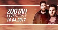 20:00 Uhr - DJ Duo Zootah LIVE DEBÜT@Hohenhaus Tenne