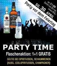 Party vor dem Feiertag@Partymaus Wörgl