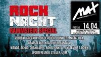 Themenfreitag ▲▲ Rocknacht – Rammstein Special ▲▲@MAX Disco