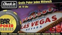 BarPOKERSeries-Turnier jeden MI im Check in Wörgl@Check in