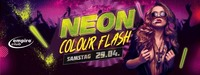 Neon Colour Flash / empire@Empire Club