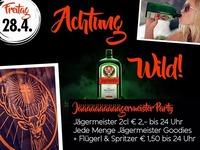 Achtung Wild! Jägermeister Party@Maurer´s