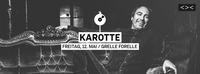 ZUCKERWATT mit Karotte / Grelle Forelle@Grelle Forelle