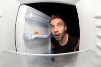 Austrinken! Der Kühlschrank muss leer werden@GEO