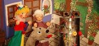 Friedburger Puppenbühne - Kasperl und die klappernde Mülltonne@Oval