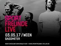Sportfreunde Stiller - Wien, Gasometer@Gasometer
