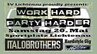 Work Hard - PARTY Harder@Disco Apollon