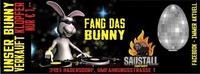 Fang das Bunny - Klopferaktion@Saustall Hadersdorf