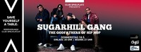 Sugarhill Gang - Live & Exclusive ! //Linz@Club Spielplatz