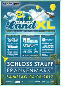 Candyland XL on 3 Floors@Schloss Stauf