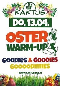 Oster Warm-Up@Kaktus Bar