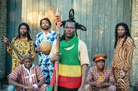 Club Mandingo pres. King Ayisoba Band/Ghana & Zea of The Ex/NL@Fluc / Fluc Wanne