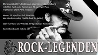 Rock und Oldieparty der Union Korneuburg@2100 KORNEUBURG, Bankmannring 1