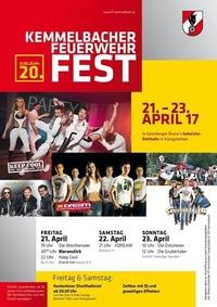 Kemmelbacher Feuerwehrfest 2017@Reithalle Königstetten