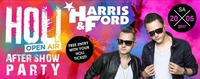 Harris & Ford - Holi After Show Party