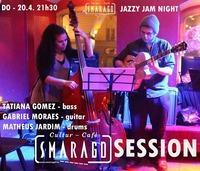 Jazzy Jam Night@Smaragd