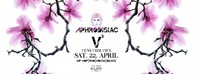 Aphrodisiac/ V3 - Every Saturday at Palffy Club@Palffy Club