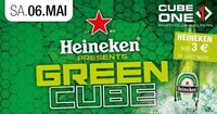 Cube One - Green Cube@Cube One