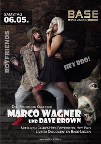 Marco Wagner & Dave Brown@BASE