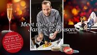 Dinnerevent: Meet the chef - James Ferguson@Casino Wien