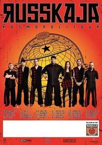 Russkaja x Kosmopolitour / 13. Oktober 2017 / Conrad Sohm@Conrad Sohm