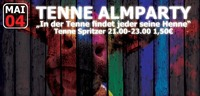 TENNE ALMPARTY