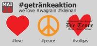 Getränkeaktion@Die Tenne Wagrain