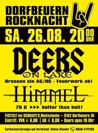 Dorfbeuern Rocknacht @Schnaitl´s Mostschenke