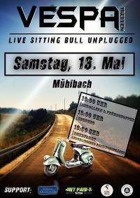 Vespa-Lambretta Treffen in Mühlbach@Hotel Weisse Lilie Mühlbach
