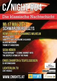 CNIGHT#04 - Die klassische Nachtschicht im SCHWARZBERG Wien@Schwarzberg