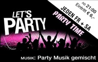 Jeden Samstag – Partytime@Mausefalle