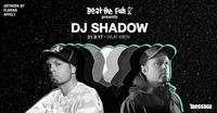 DJ Shadow // WUK Wien@WUK