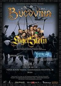 Bucovina, Lagerstein, Ymyrgar & support at Viper Room Vienna@Viper Room