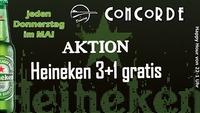 Heineken Night #1@Discothek Concorde