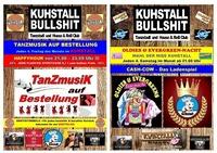 4.(langes) Partywochenende im April at Kuhstall-Bullshit@Kuhstall