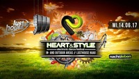 HEART & STYLE - In & Outdoor festival Vol. 2@Lusthouse