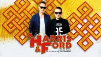 Harris & Ford mit Johnny Däpp uvm. LIVE on turns@Disco P2