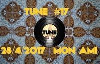 TUNE #17@Mon Ami