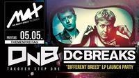 MAX presents ▲▲ DC Breaks - DnB ▲▲@MAX Disco