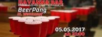 BeerPong III. Wettkampf@Havanna Bar