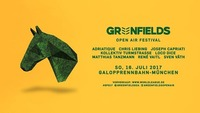 Greenfields Open Air Festival 2017@Galopprennbahn München