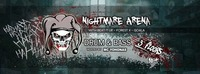 Nightmare Arena - Drum & Bass w/ MC Yohonas@K-Shake