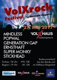 VolXrock Festival 2017@VolXhaus - Klagenfurt